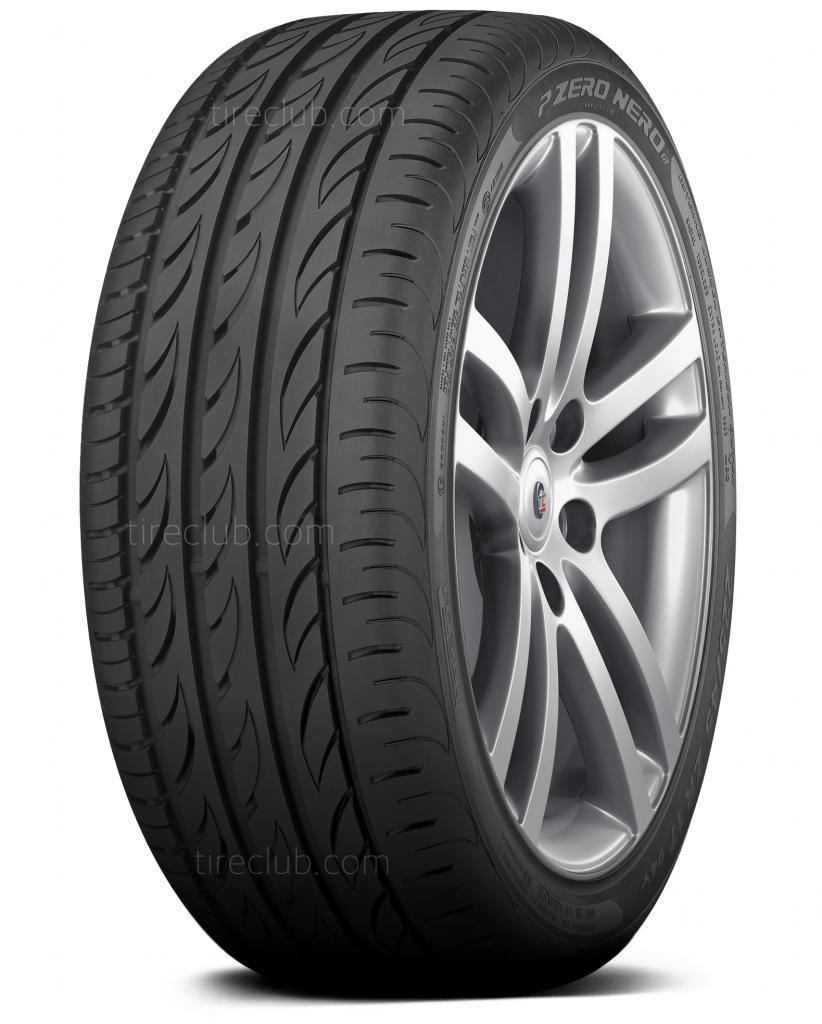 Pirelli P Zero Nero GT tires