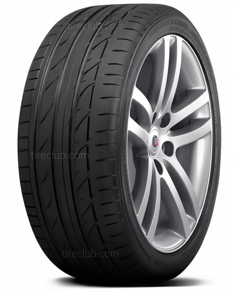 Bridgestone Potenza S001 tires