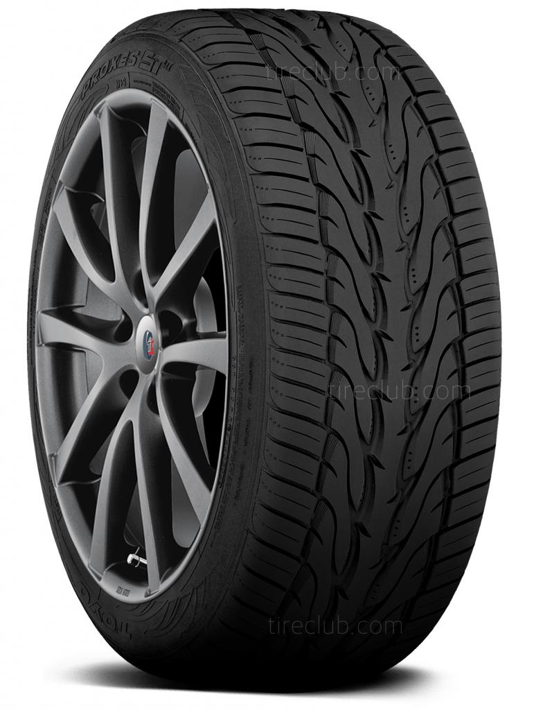 Toyo Proxes ST II tires