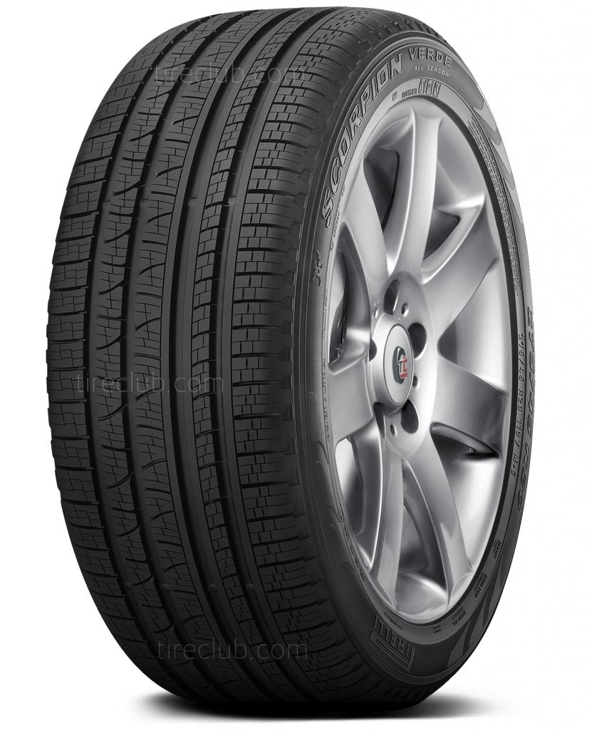 llantas Pirelli Scorpion Verde All Season