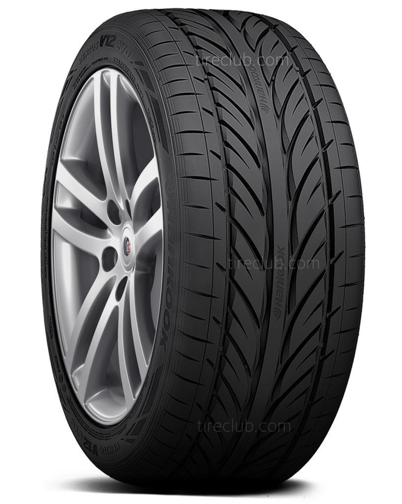 Hankook Ventus V12 evo K110 tires