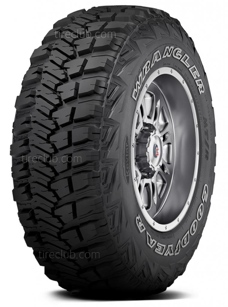cubiertas Goodyear Wrangler MT/R with Kevlar