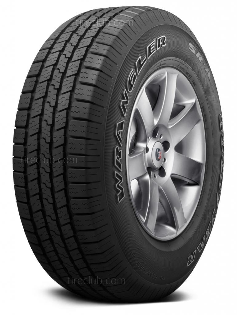 Goodyear Wrangler SR-A tires