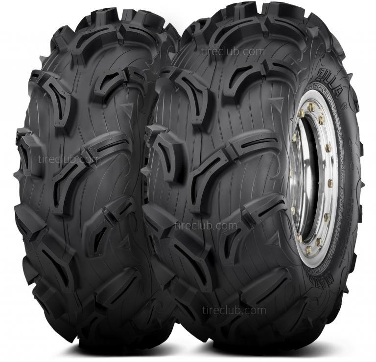 Maxxis Zilla MU01/MU02 tires